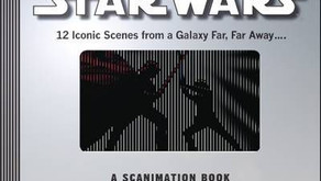 Star Wars: A Scanimation Book – Rufus Butler Seder (2010)
