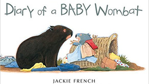 Diary of a Baby Wombat - Jackie French (2010)