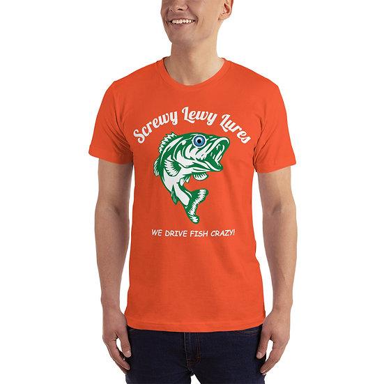 Screwy Lewy Logo T-shirt