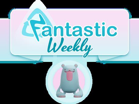 Fantastic Weekly Pt 40 - 12.02.2021