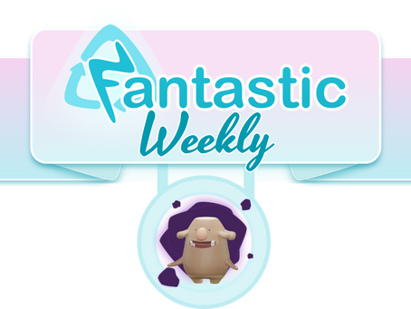 Fantastic Weekly Pt 43 - 05.03.2021
