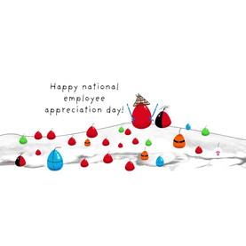Happy National Employee appreciation day!