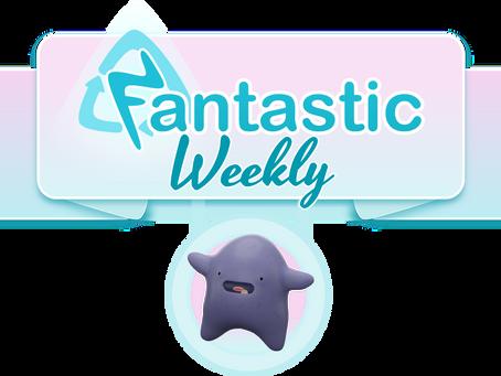 Fantastic Weekly Pt 24 - 09.10.2020