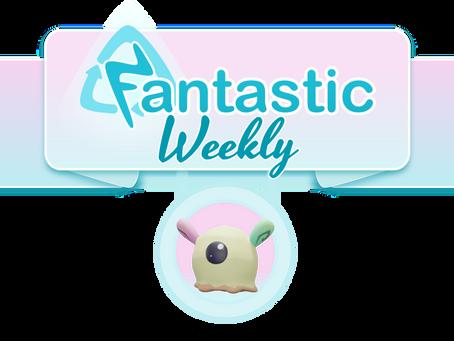 Fantastic Weekly Pt 44 - 12.03.2021