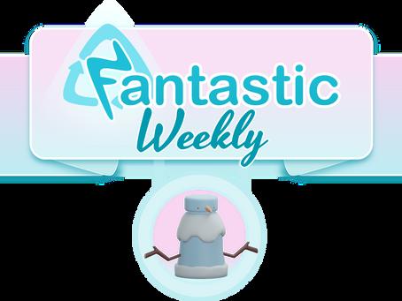 Fantastic Weekly Pt 36 - 15.01.2021