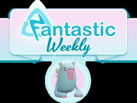 Fantastic Weekly Pt 16 - 14.8.2020