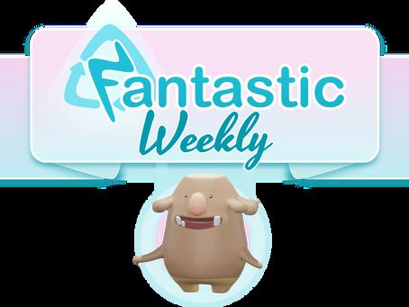Fantastic Weekly Pt 9. 26.6.2020