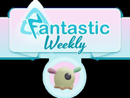 Fantastic Weekly Pt 38 - 29.01.2021