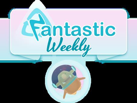 Fantastic Weekly Pt 18 - 28.8.2020
