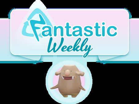 Fantastic Weekly Pt 47 - 09.04.2021