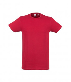 SF121 HEATHER RED