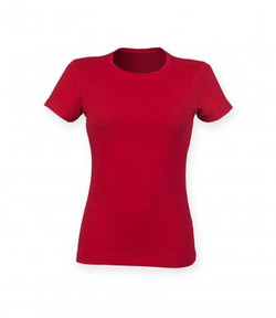 SK121 HEATHER RED