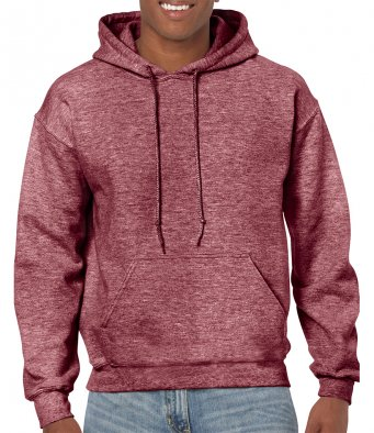 GD57 HEATHER SPORT DRK MAROON