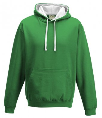 JH030 KELLY GREEN- ARCTIC WHITE
