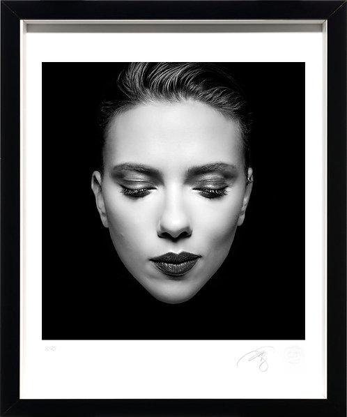 Scarlett Johansson - Fine Art Print