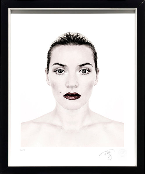 Kate Winslet - Fine Art Print