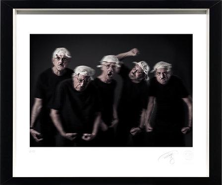 Monty Python - Fine Art Print