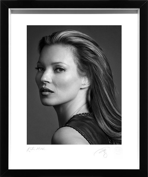 Co-Signed Kate Moss - Fine Art Print