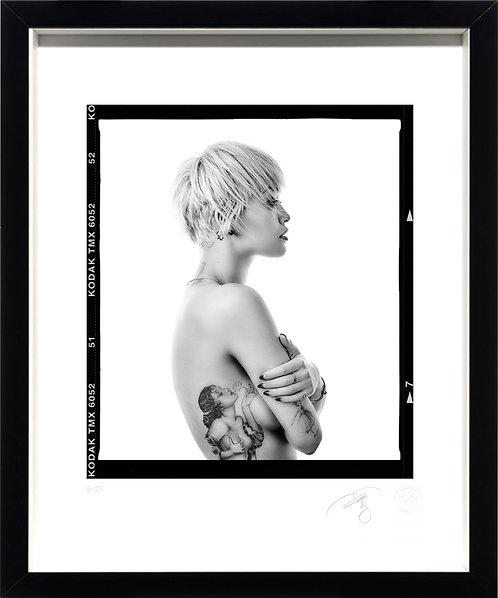 Rita Ora - Fine Art Print