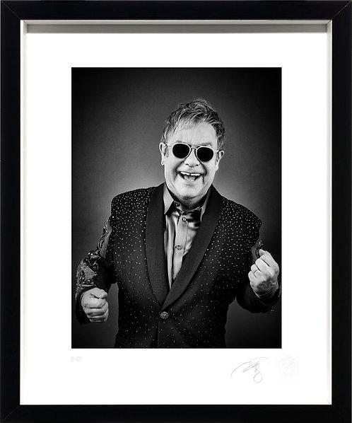 Elton John - Fine Art Print