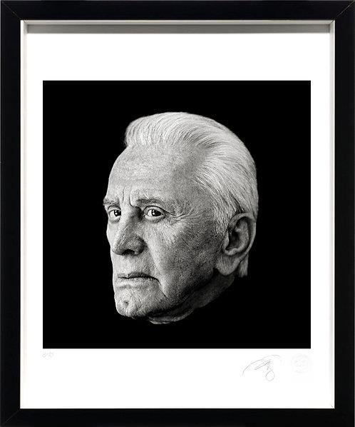 Kirk Douglas - Fine Art Print