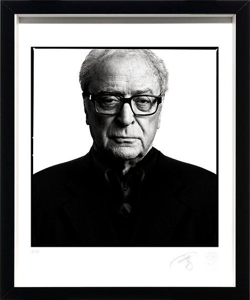Michael Caine - Fine Art Print