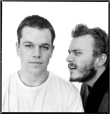 Matt Damon & Heath Ledger