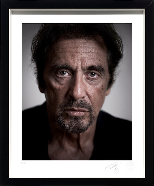 Al Pacino Fine - Art Print