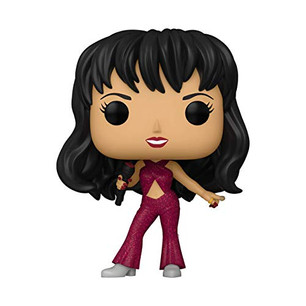 Funko Pop! Rocks: Selena (Burgundy Outfit), 3.75 inches