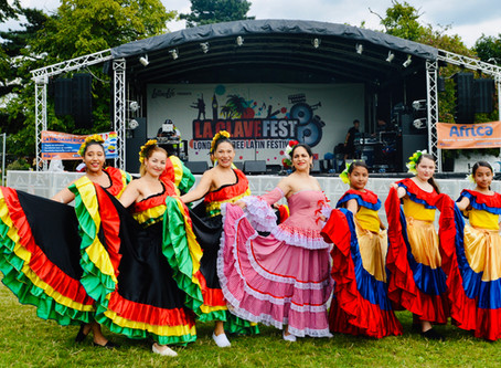 La ClaveFest, London's Latin Festival.