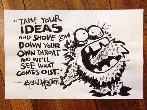 Easel Wisdom