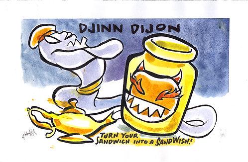 DJinn Dijon