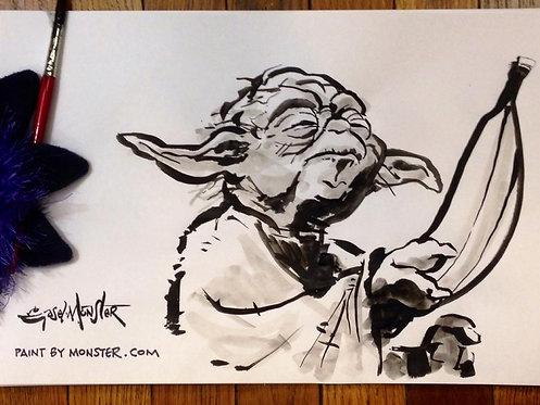 Yoda Snacks