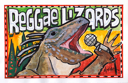 Reggae Lizards