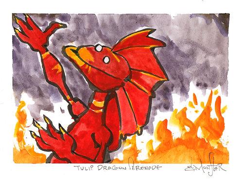 Tulip Dragon Serenade
