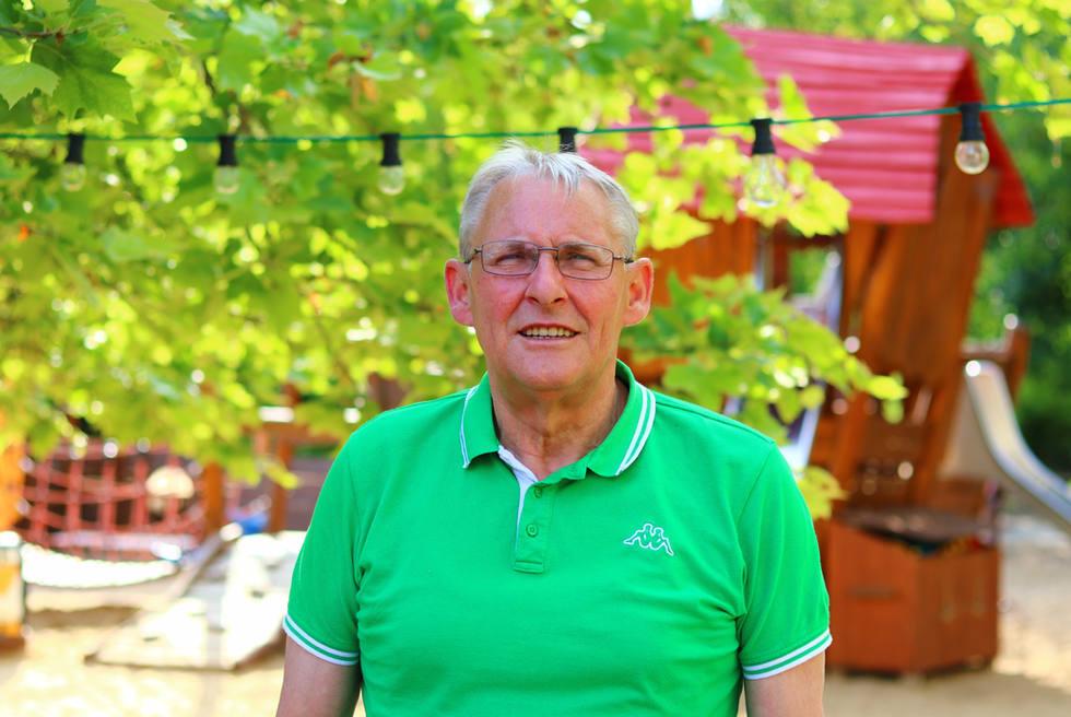 Frank Seifarth - Hausmeister