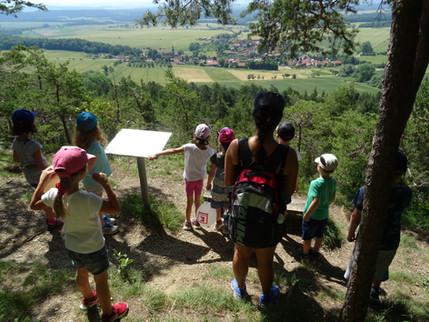 Immer etwas Besonderes: Die Ferienfahrten mit unseren Kindern, hier nach Reinsfeld 2019