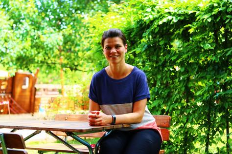 Melanie Glienke - Verwaltung, pädagog. Fachkraft