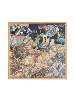 """Détails """"The Lost World"""""""