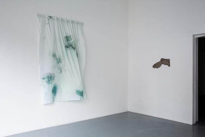 Vues de l'exposition, 2nd espace