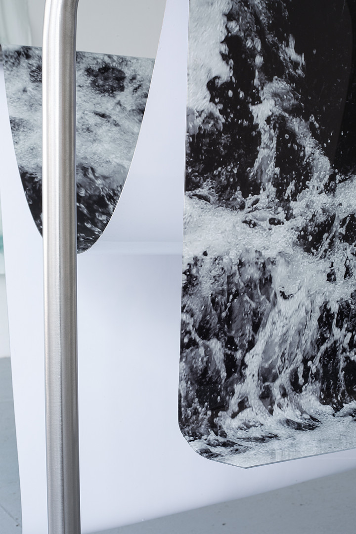 Sculpter des cascades, 2020