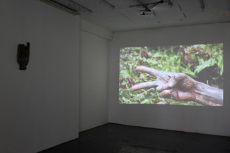 Vues de l'exposition, 3e espace