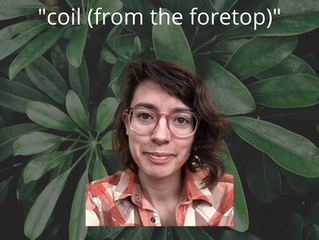 coil (from the foretop) by Arianne True