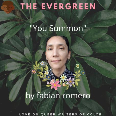 """""""You Summon"""" by fabian romero"""