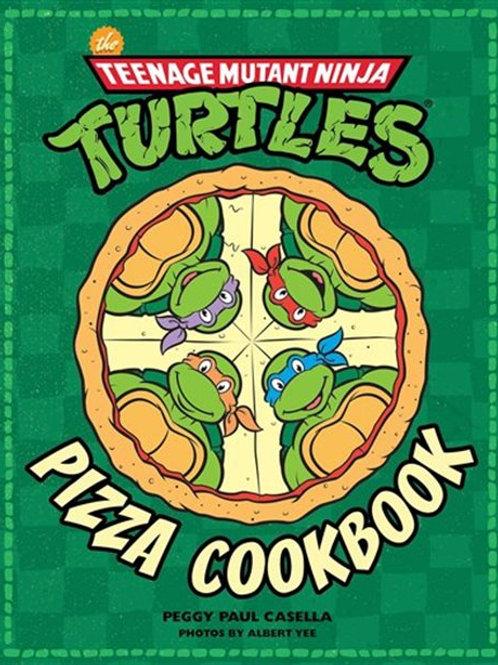 Ninja Turtles Pizza Cookbook
