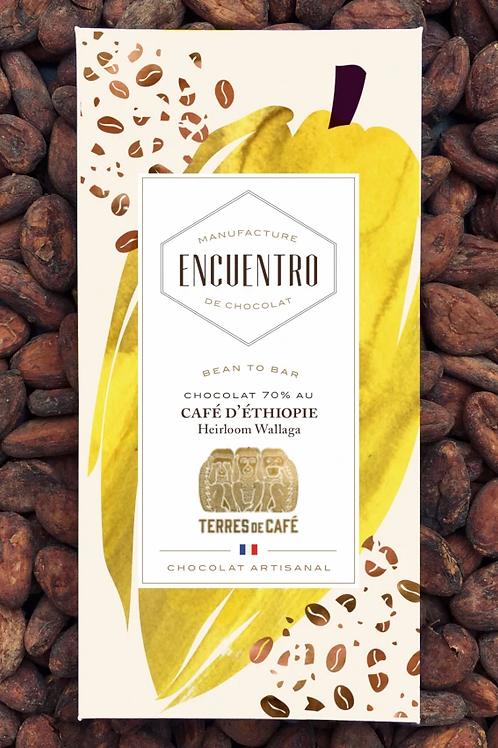TABLETTE AU CAFE D'ETHIOPIE ENCUENTRO
