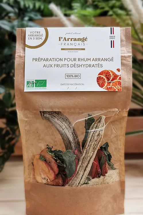PREPARATION POUR RHUM ARRANGE - L'ARRANGE FRANCAIS
