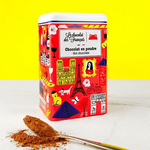 Chocolat en poudre 55% cacao bio 300g