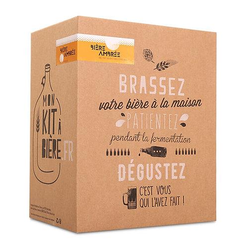 Kit Complet Bière Ambrée 5L MONKITABIERE