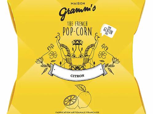 POP CORN Citron Caramel GRAMMS